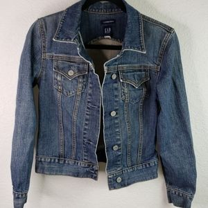 Gap denim jacket sz XS
